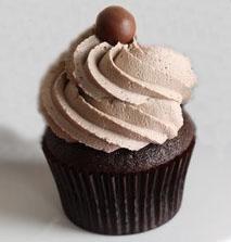 Vanilla Chocolate Chip Cupcake: vanilla cake with chocolate chips ...